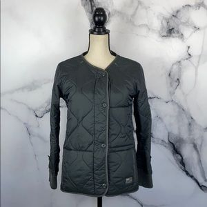 TNA | ARITZIA Griffith quilted parka size xs